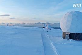 На Шпицбергене работает самая северная спутниковая станция