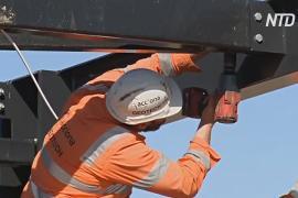 Шанс начать всё с нуля: заключённые Австралии работают на стройке