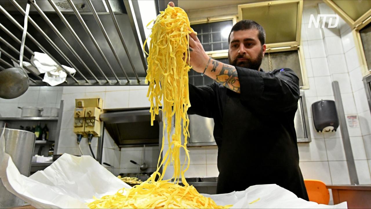 Будущее итальянской пасты: как экспериментируют рестораны по всему миру