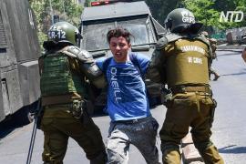 Протесты в Чили: 15 погибших, 2600 арестованных