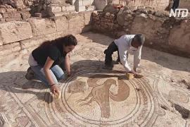 В Израиле нашли древнюю церковь, посвящённую неизвестному мученику