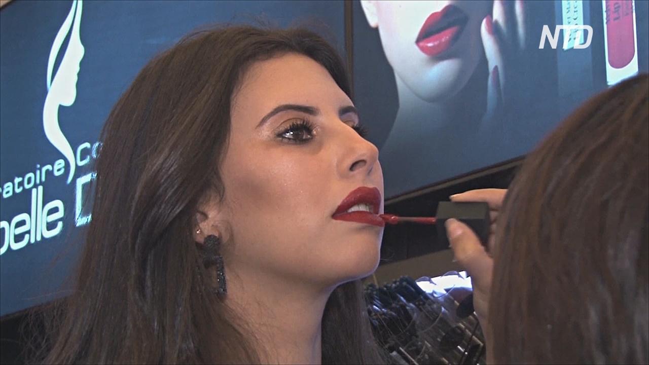 Женщины всё чаще предпочитают натуральную косметику