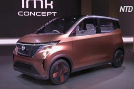 Мотор-шоу в Токио: ховербайки и авто с искусственным интеллектом