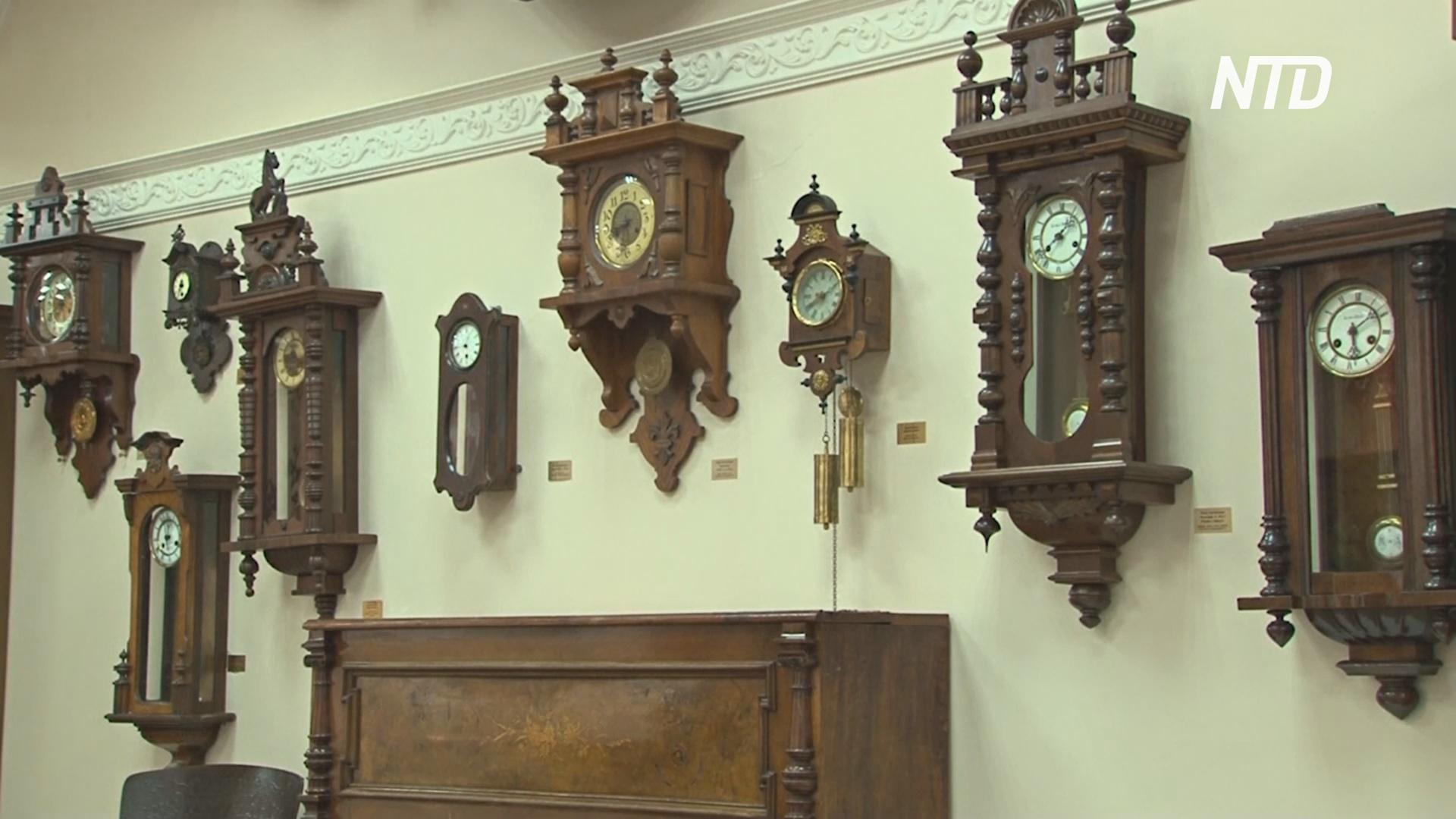 Тикающие экспонаты: Музей часов в Ангарске удивляет обширной коллекцией