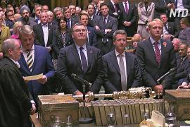 Британский парламент одобрил досрочные выборы