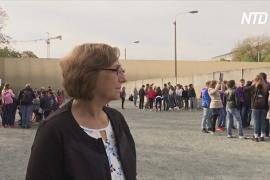 Жители Берлина вспоминают падение Берлинской стены