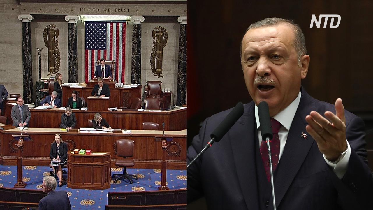 Конгресс США признал геноцид армян, Турция обещает ответить