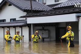 Число жертв тайфуна «Хагибис» в Японии возросло до 39
