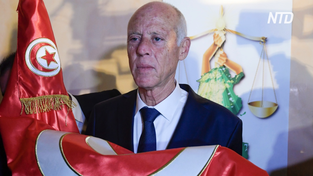 Юрист Каис Саид побеждает на президентских выборах в Тунисе