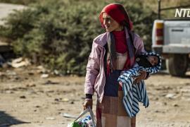 Курдская автономия в Ираке приняла 200 беженцев из Сирии