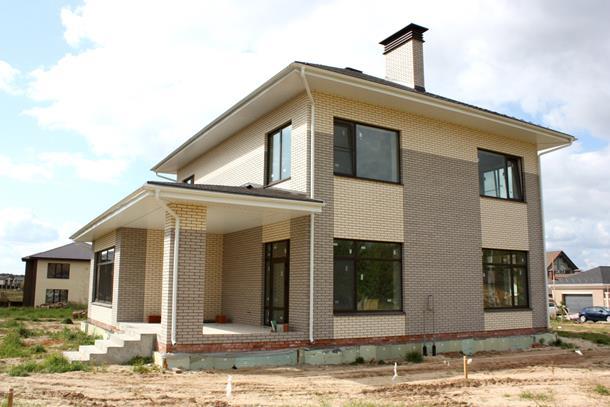 Дом в п. Казанская усадьба