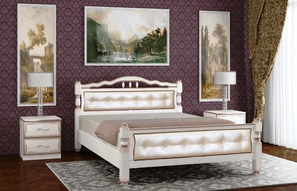 За хорошей кроватью – в онлайн-магазин «Брянская мебель»