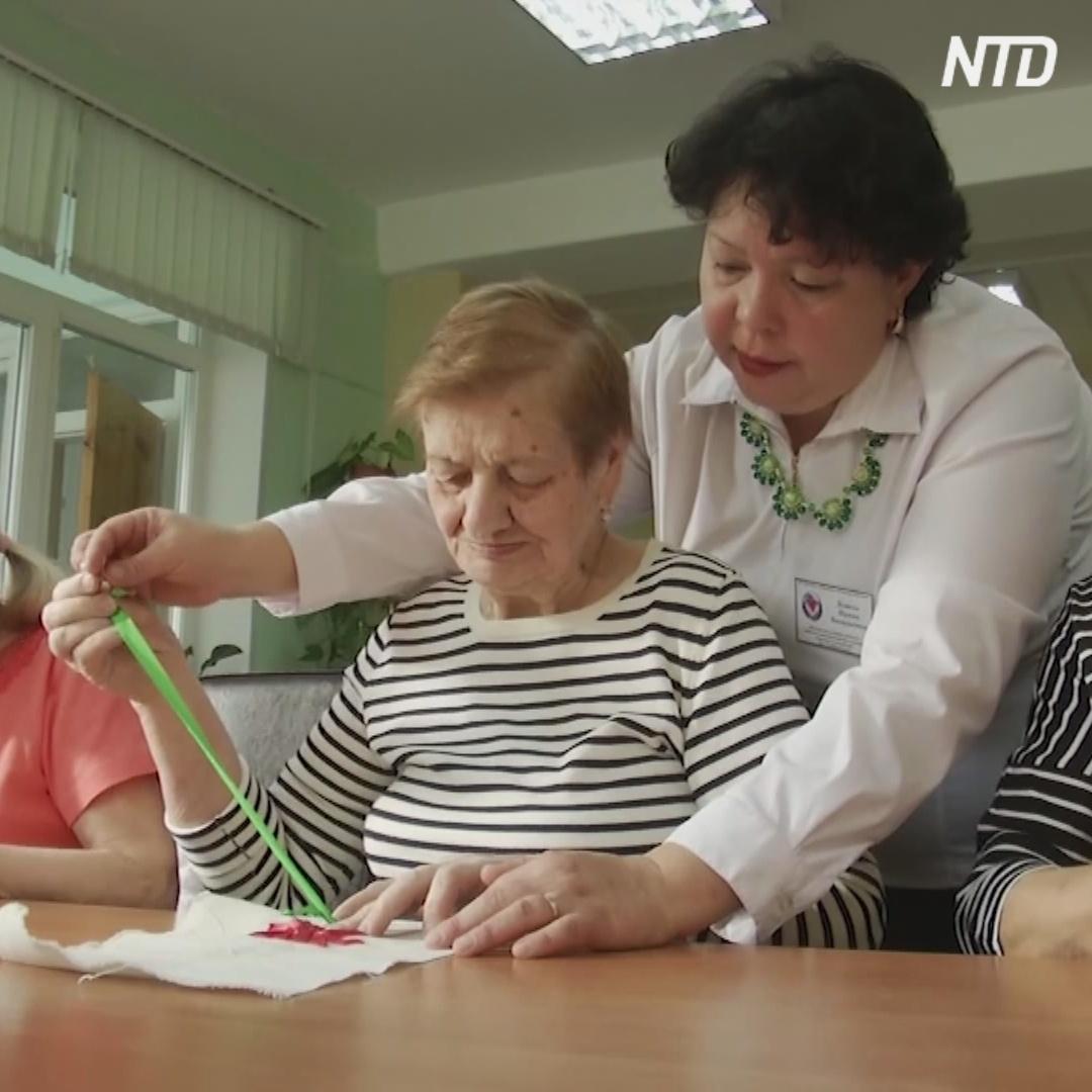 Детский сад для пожилых: как в Чебоксарах пенсионерам не дают скучать