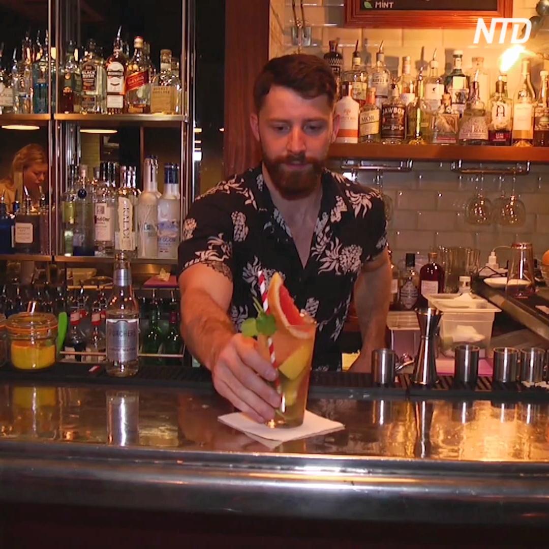 Ирландские пабы переходят на безалкогольные коктейли и пиво