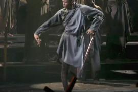 Танцор без ноги стал звездой в ЮАР