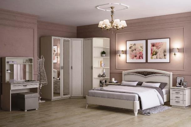 Спальня Валенсия №1