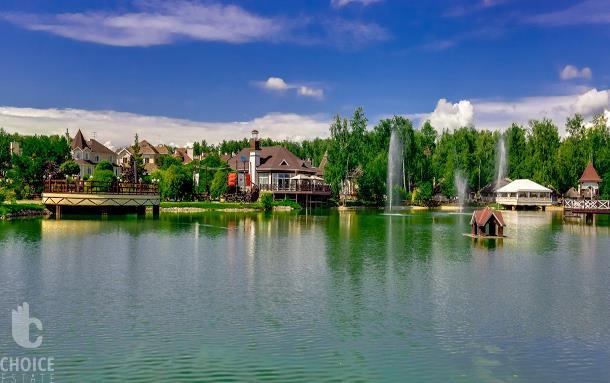 Все о поселке Княжье озеро