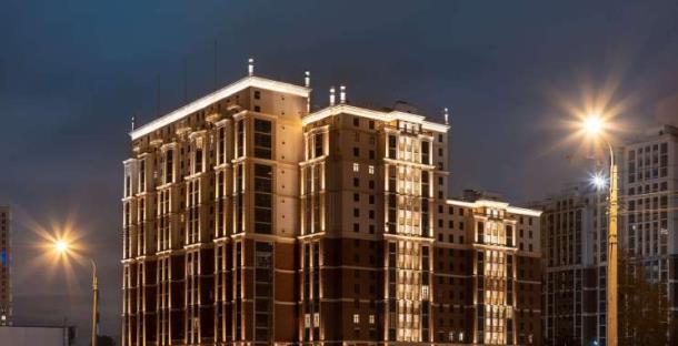 Возможности архитектурного освещения