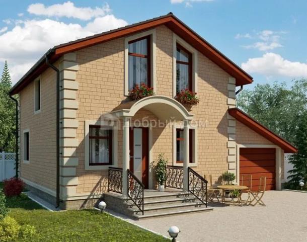Проект дома AS-2148