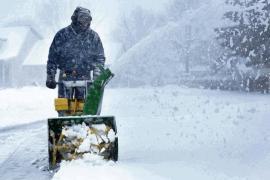 Лучшие снегоуборочные машины для частного дома