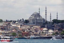 Лучшее время для отдыха в Стамбуле