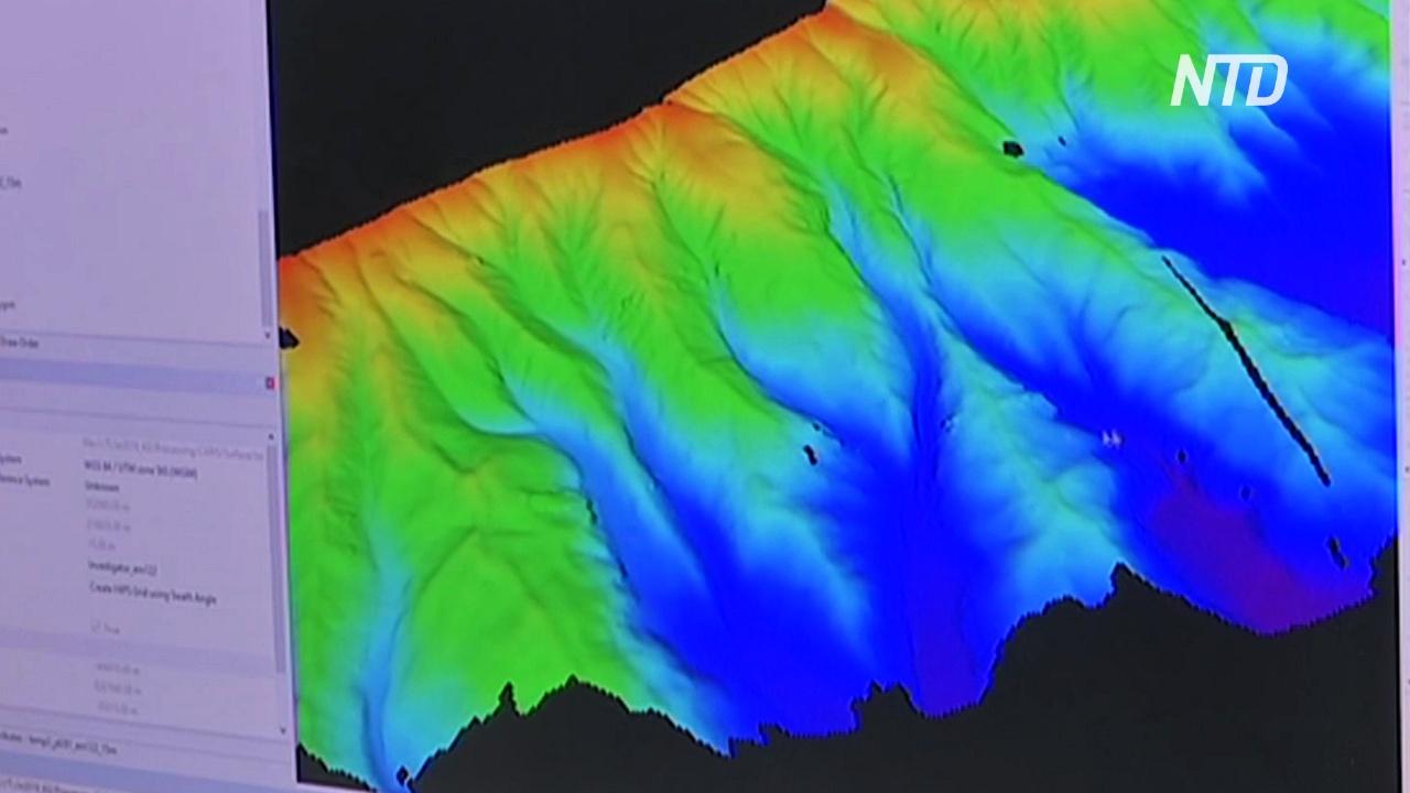 Учёные Австралии создают карту морского дна в районе Большого Барьерного рифа