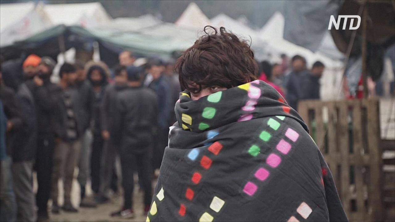 С приближением зимы мигранты в Боснии ждут неминуемой смерти