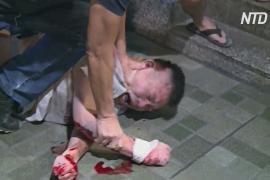 Жители Гонконга боятся за свою безопасность после кровопролития в ходе протеста