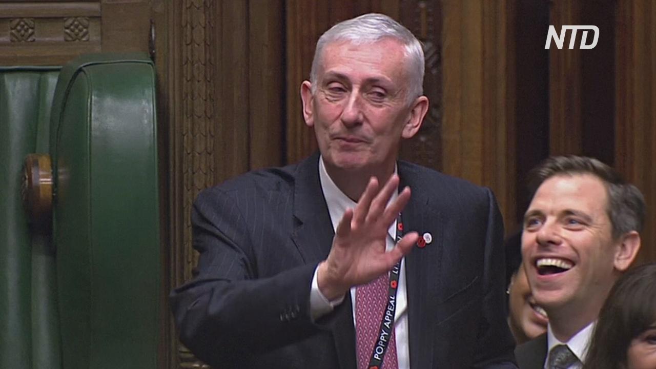 Британский парламент выбрал нового спикера