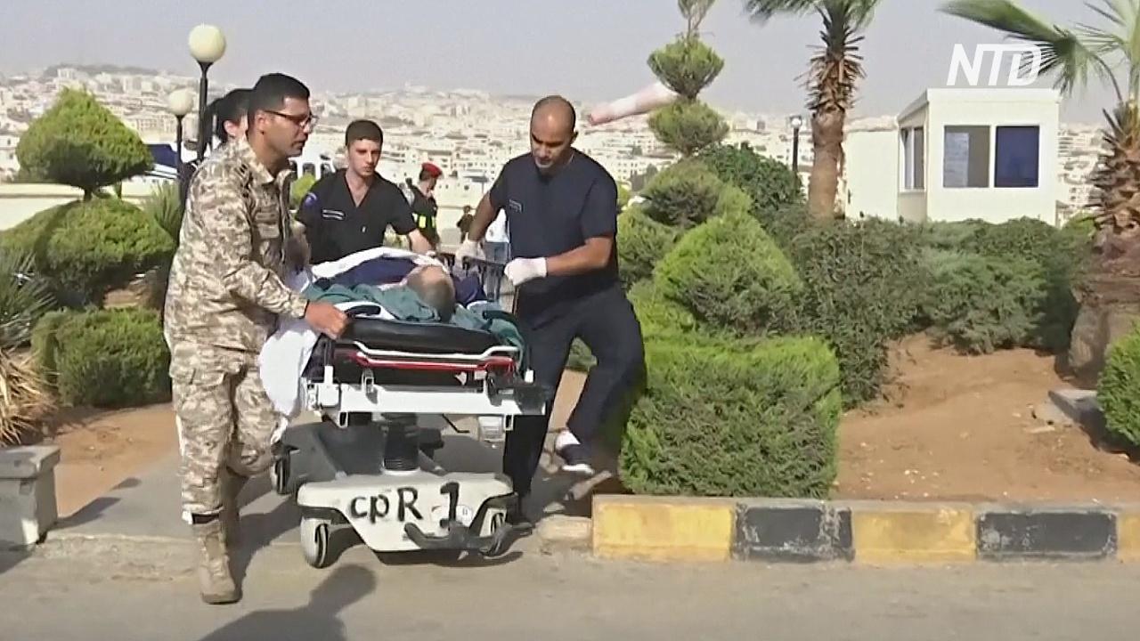 Атака с ножом в Иордании: ранены четверо туристов и четверо иорданцев