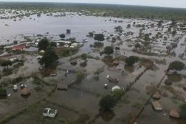 В Южном Судане из-за наводнений начинается гуманитарный кризис