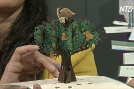 Традиции и экологичность: новые тренды на рождественской выставке в Лондоне