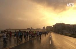 Гавана начала отмечать 500-летний юбилей марафоном «Марабана»