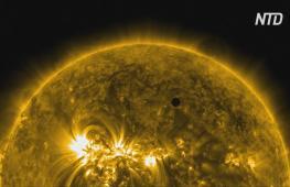 Транзит Меркурия: редкое явление, которого не увидят до 2032 года
