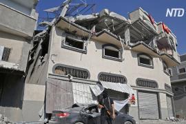 Израиль ликвидировал одного из лидеров «Исламского джихада» и подвергся ракетному обстрелу из Газы