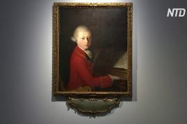 Редкий портрет юного Моцарта уйдёт с молотка в Париже