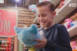 О каких игрушках мечтают британские дети в преддверии Рождества?