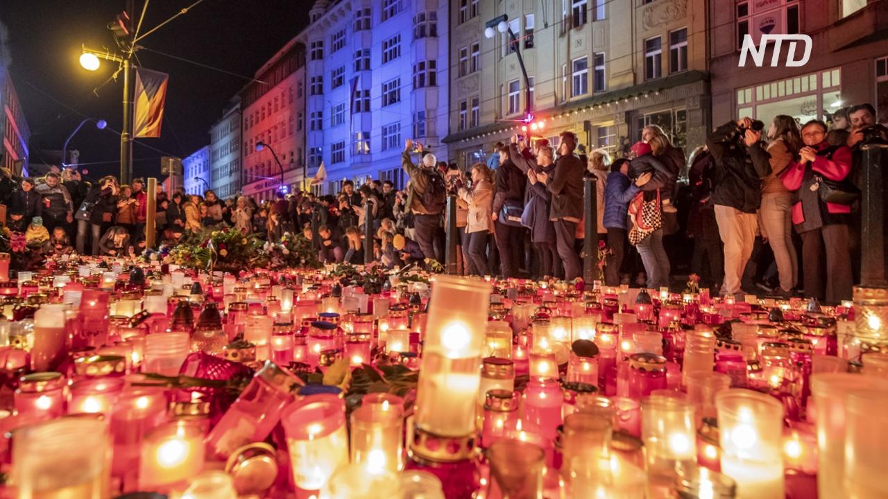 В Чехии отмечают 30-летие Бархатной революции