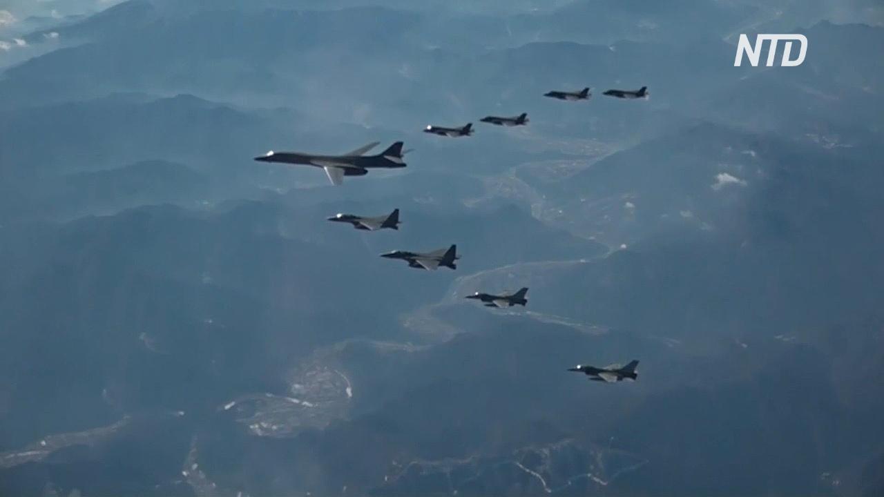 США и Южная Корея договорились отложить военные учения