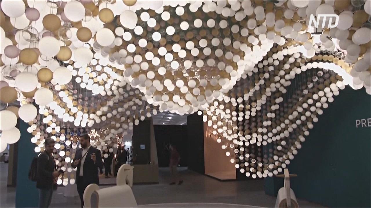 Традиционные ремёсла и технологии: Неделя дизайна в Дубае