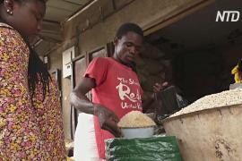 Из-за инфляции нигерийцы с трудом покупают продукты на рынках