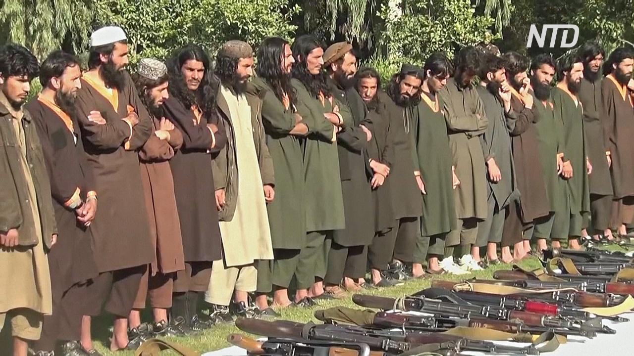 Президент Афганистана объявил о победе над «Исламским государством»