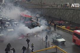 Amnesty International: 106 протестующих убиты в Иране в ходе протестов