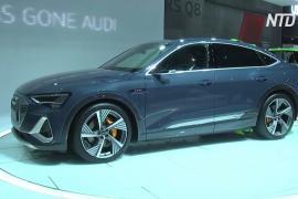 Электрические премьеры от Audi и Karma Automotive на автошоу в Лос-Анджелесе