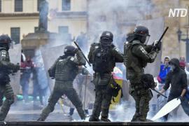 В Колумбии на марш протеста вышли 200 тысяч человек