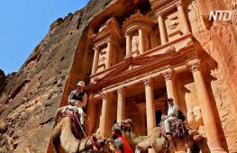 В Петре чествуют первого в истории миллионного туриста
