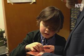 Бельгийский вундеркинд хочет стать самым юным выпускником вуза в мире