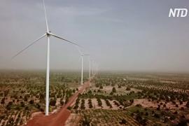 В Сенегале строят крупнейший в Западной Африке парк ветротурбин