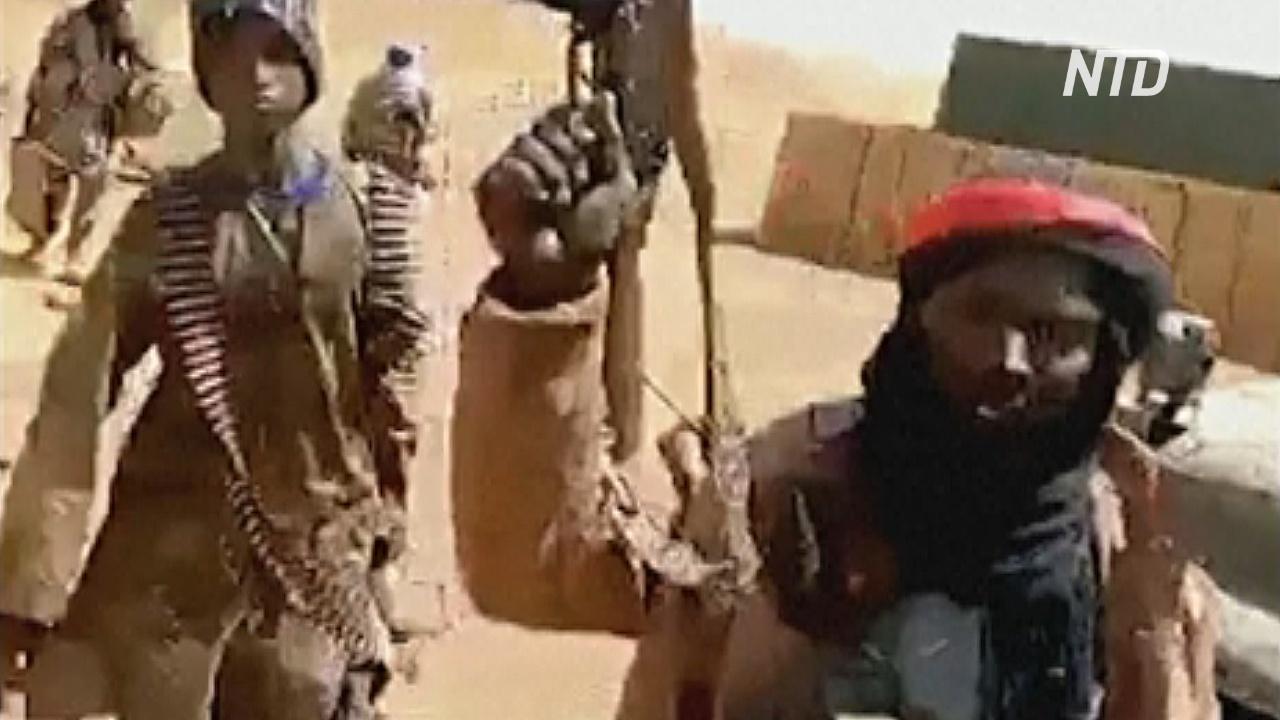 Исламистские боевики захватывают золотые рудники Африки