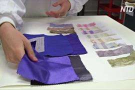 Британские учёные научились окрашивать ткань с помощью бактерий